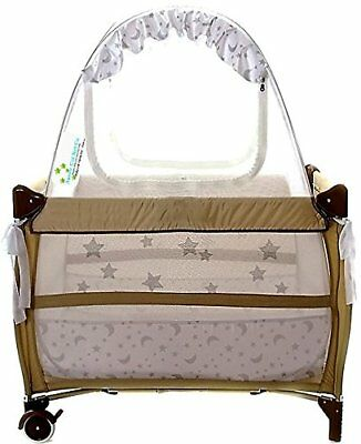 Best Travel Baby Crib Safety Tent Fits Pack N Play Tried and Tested - Safe and