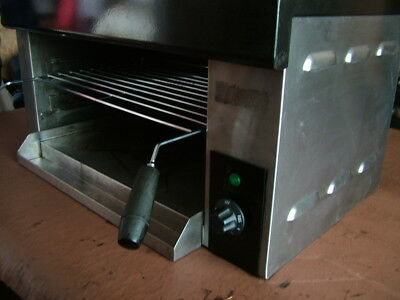 Commercial Steak Grill