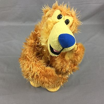 "Mattel Singing Dancing 15"" Cha Cha Cha Bear Big Blue House 1999"