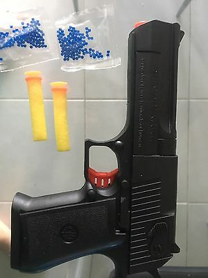 Desert Eagle Gel Shooter Water Toy Blaster Ozzie Stock