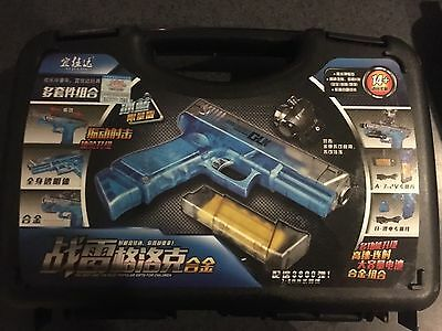 Water Gel Blaster Kids Toy Gun G18 G17 Ozzie Stock