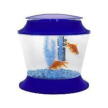 PET-228161 Fish 'R' Fun Fish Bowl Kit Blue (17ltr)