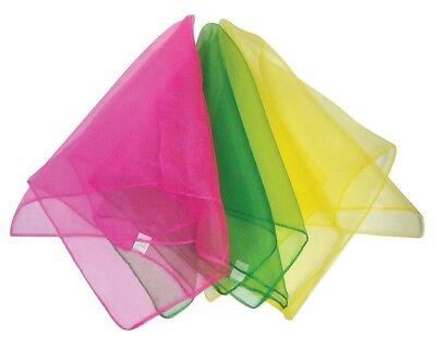 Juggling Scarves (Bag of 108). Palos Sports. Delivery is Free