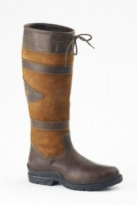 (38 M EU / 7 B(M) US, Brown) - Ovation Women's Duncan Country Boot - 468324