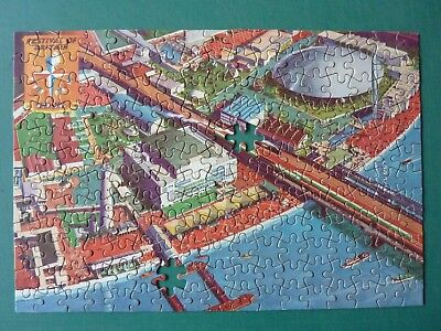 1951 FESTIVAL OF BRITAIN SOUTH BANK EXHIBITION 1028 jigsaw puzzle Tower Press