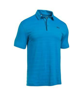 Under Armour Men's UA HeatGear CoolSwitch Short Sleeve Loose Fit Golf Polo - NWT