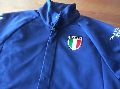 Giubbotto tecnico antivento FIG tg. XL - Italia Golf Team Jacket XL