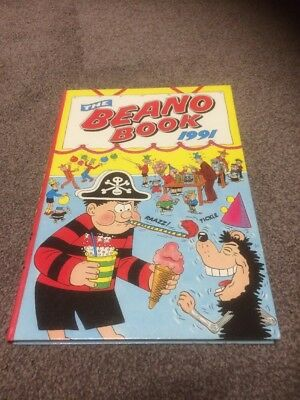 Beano Annual 1991 - Mint Condition