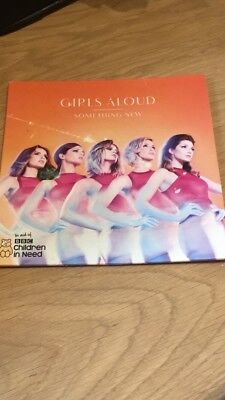 """Girls Aloud Something New """"7 picture disc"""