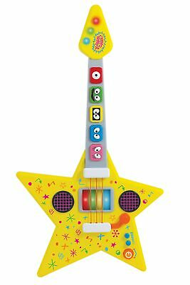 YO GABBA GABBA Feature Guitar Musical Instrument