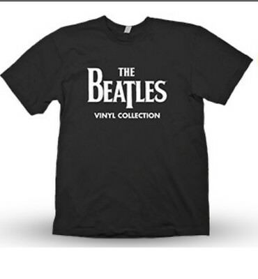 The Beatles T Shirt Vinyl Collection XL Unopened