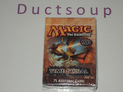 MTG -  Time Spiral - Sealed Tournament Pack - Brand New