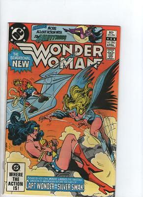 Dc Comic Wonder Woman no 290 April 1982 60c USA