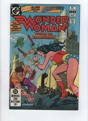 Dc Comic Wonder Woman no 294 Aug 1982 60c USA