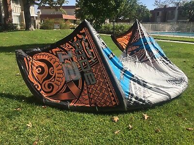 12m Kite Naish ride 2014/2015