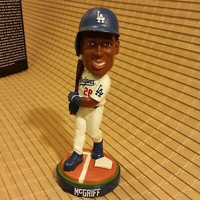 Los Angeles Dodgers Fred McGriff #28 Bobblehead BRAND NEW Bobble Head 20cm Tall