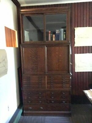 Antique Globe Wernicke Six Section Stacking Bookcase/Cabinets