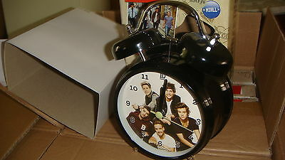 Big Trade Lot Of 20 X  Twin Bell Alarm Clock One Direction  Clocks   100% New