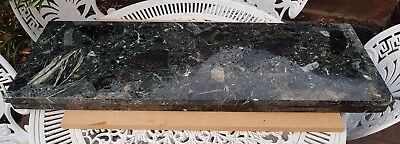 Marble Fireplace Hearth black