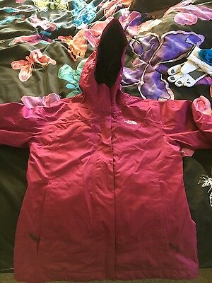 Womens Northface Snow Jacket Size M/M