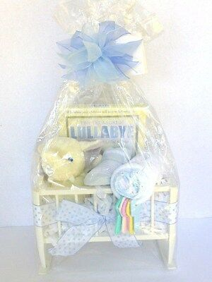 Baby Boy Large Gift Set From Stephan Baby, New, With Tags