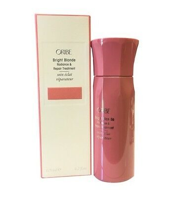 Oribe Bright Blonde Radiance & Repair Treatment 4.2 oz / 125 ml New In Box*