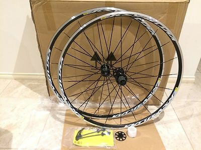 Mavic Ksyrium Equipe S Wheels 700c road bike Wheels F&R  wheelset
