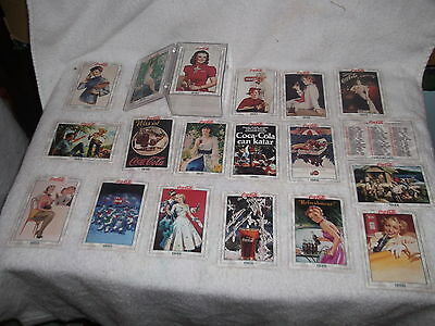 Complete set The Coca Cola Collection series 2 1994  101 -200