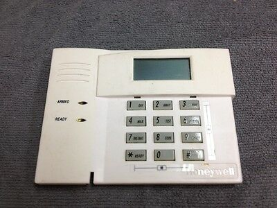Honeywell Ademco keypad 6148 fixed *** Used ****