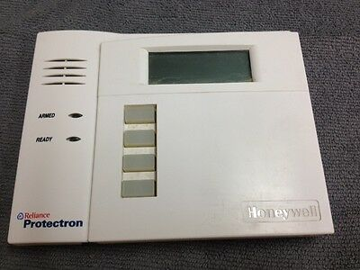 Honeywell Ademco keypad 6151p fixed *** Used ****