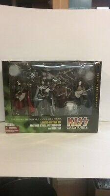 kiss creatures collectable