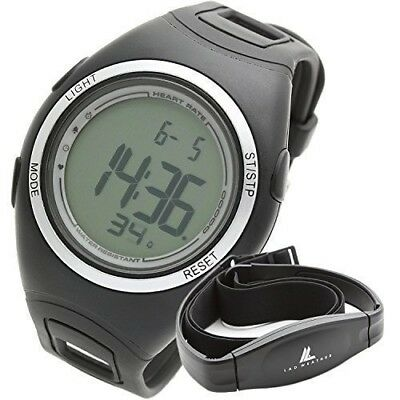 [Lad Weather] Heart Rate Monitor Watches Calorie Exercise / Walking Running