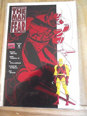 Daredevil The Man Without Fear #5 (of 5) Limited series Frank Miller VF