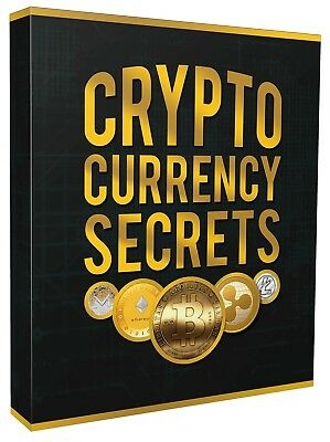 8-part video course is an upgrade to Cryptocurrency Secrets with resell rights
