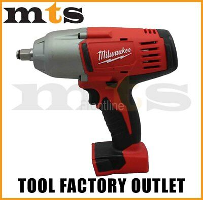 """Milwaukee 2663-20 18V M18 Cordless 1/2"""" High Torque Impact Wrench With Friction"""