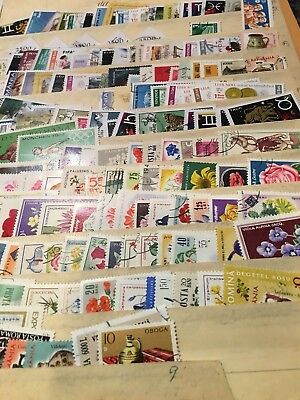 Romania stamp collection
