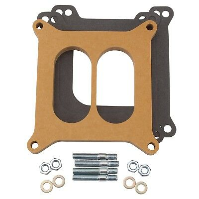 Edelbrock 8725 4-Barrel Carburetor Spacers