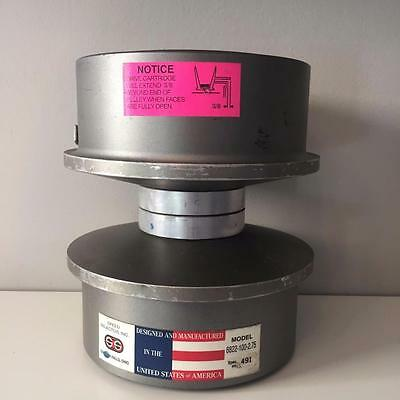 Speed Selector Inc. Variable Speed Spring Pulley 8822-100-2.75 New Surplus