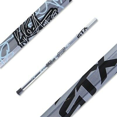 STX Lacrosse K18 Attack and Midfield Lacrosse Shaft, Platinum. Shipping Included