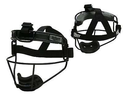 (Youth, Black) - Schutt Sports Softball Fielders Guard. Free Delivery