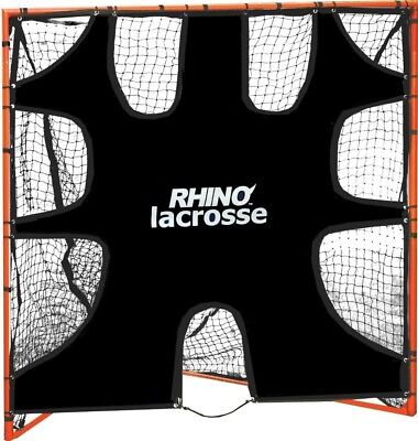 Champion Sports Lacrosse Goal Target (Black). Free Delivery