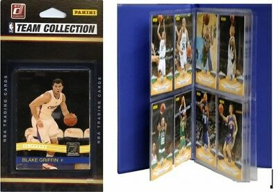 C & I Collectables 2010CLIPPTS NBA Los Angeles Clippers Licenced 2010-11