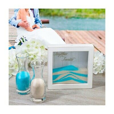 Wedding Sand Unity Frame Small Together Forever Ceremony Supplies