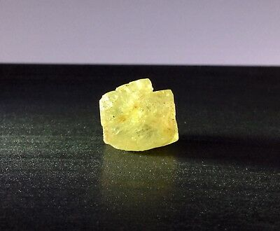 Rohdiamant Oktaeder 4.17ct natural rough diamond crystal
