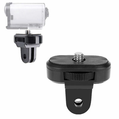 "Mini Tripod Mount Adapter Mount to 1/4"" Thread for GoPro Sony Action Camera"