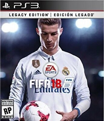 FIFA 18 Legacy Edition ✅ Play Station 3 PS3✅ Digital Game ✅ Season SALE