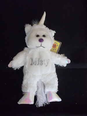 Misty the Unicorn Bear - Retired 2004