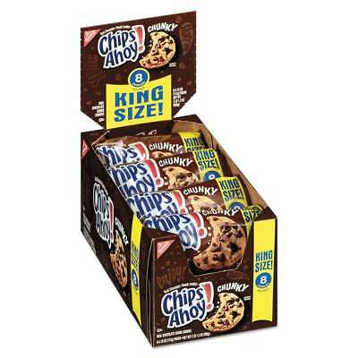 Nabisco® Chips Ahoy Chocolate Chip Cookies, King Size, 4.15 oz Pa 044000029548