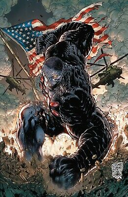 DAMAGE #1 | DC New Age of Heroes! | HOT NEW SERIES!! | VERTICAL FOLDOUT COVER!!!