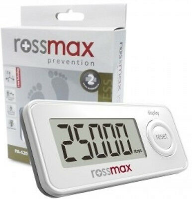 Rossmax PA-S20 Pedometer,Activity Monitor,3-Axis Technology FREE SHIPPING